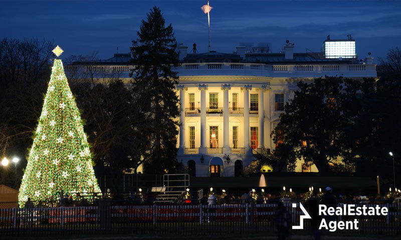 Christmas At The White House Through The Centuries