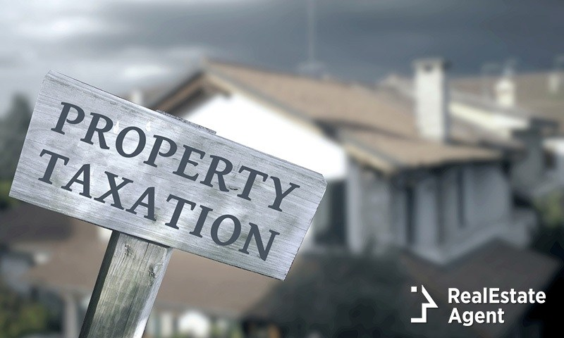 Top 5 Most Favorable States For Property Taxes