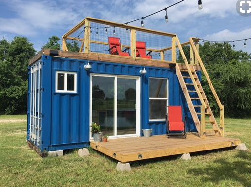 Tiny homes across the usa real estate agent blog - Container home blog ...