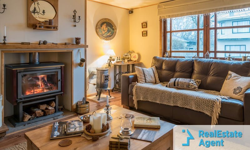 5 Tips For Staging Homes For Winter Sales