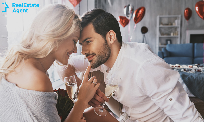 Enjoy An Unforgettable Valentine's Day AT HOME - Skip The Restaurant