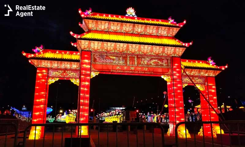 Chinatowns In The US
