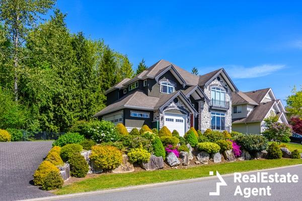 a perfect neighborhood house