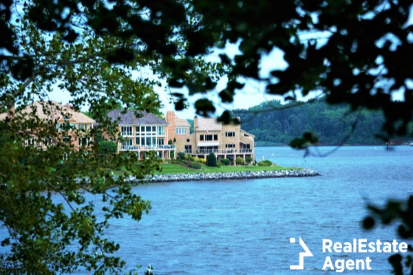 annapolis maryland waterfront luxury houses