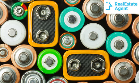 Batteries essential home items