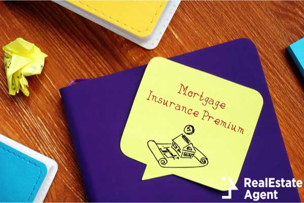 business concept about mortage insurance