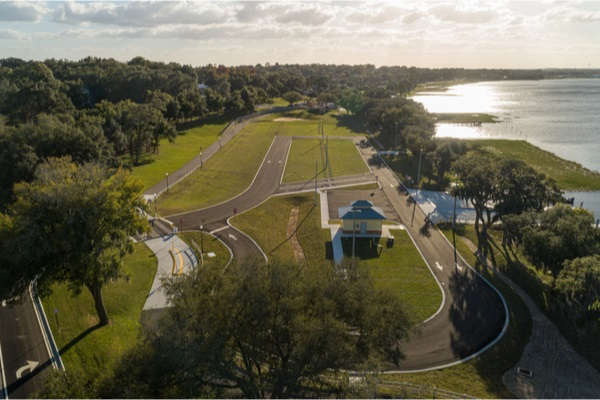 clermont florida aerial view