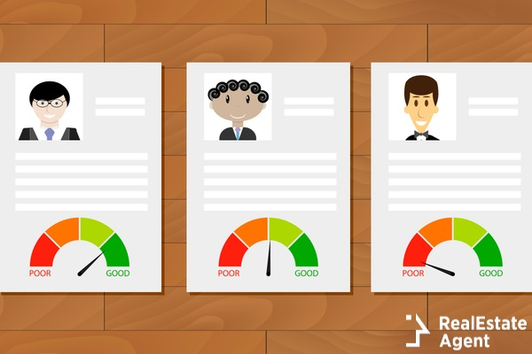 customer credit document illustration