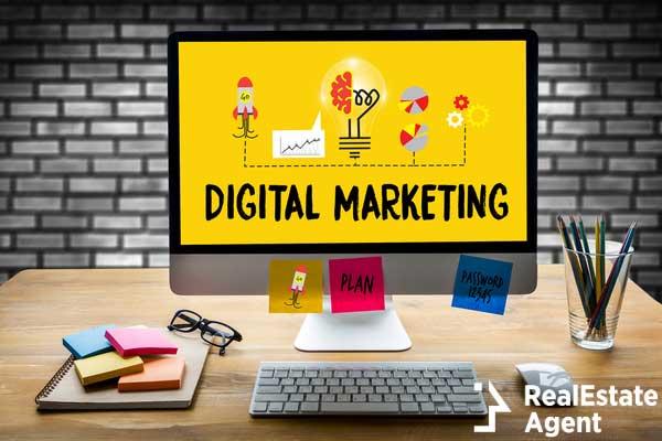 digital marketing startup project