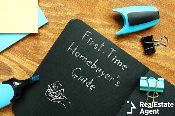 financial concept first time hombuyer