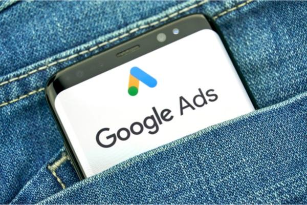 g ads smartphone in pocket concept