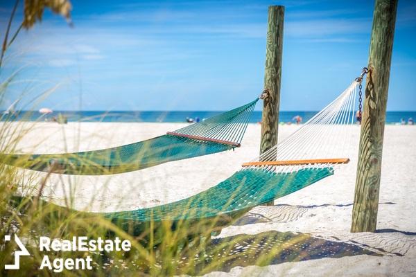 hammock on st beach florida
