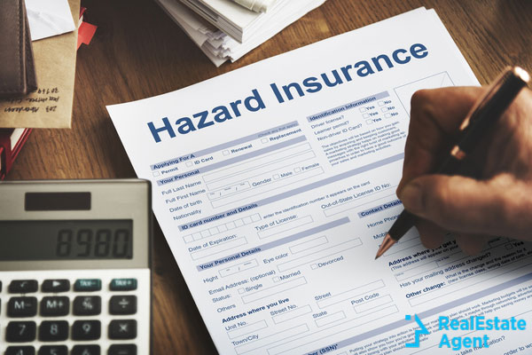 hazard insurance document