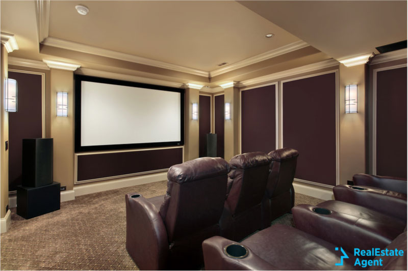 home luxury theater