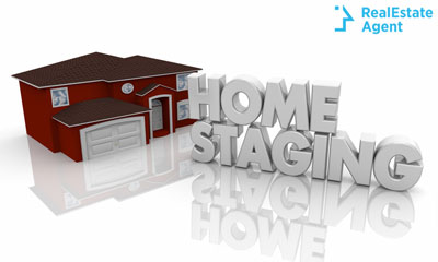 Home Stager building a real estate team