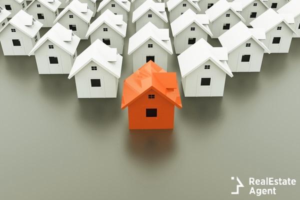 houses concept one is orange