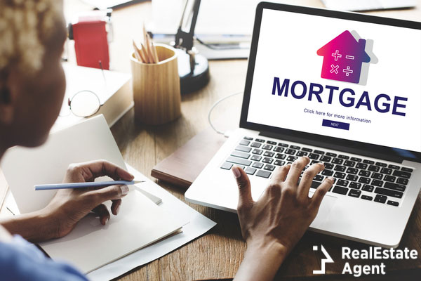 loan mortgage payment concept