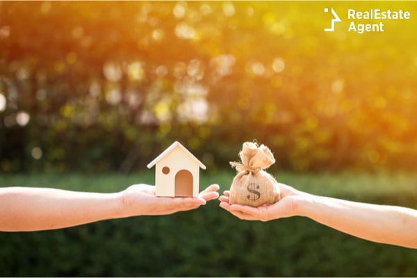 loans for real estate concept