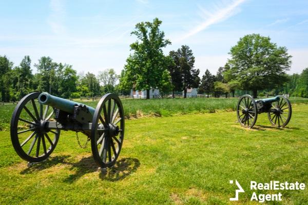 national battlefield park