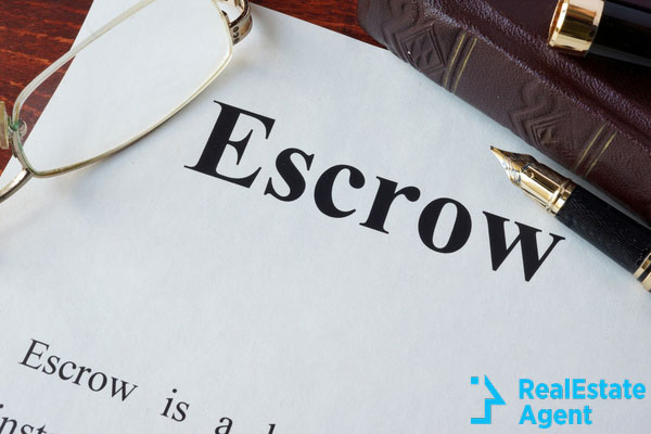 paper with word escrow