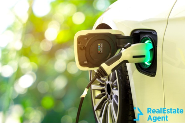 power cable electric car