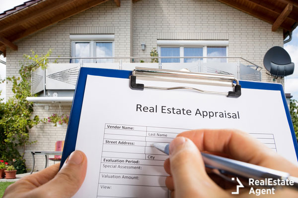 real estate appraisal document