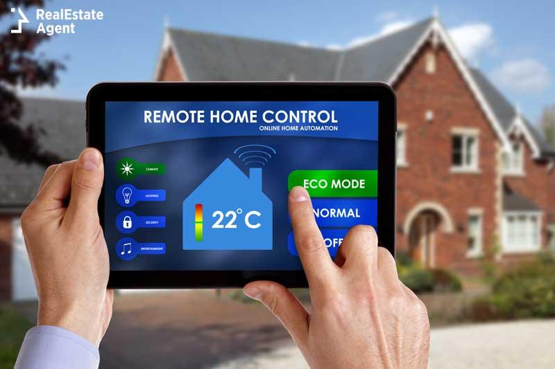 remote home control app