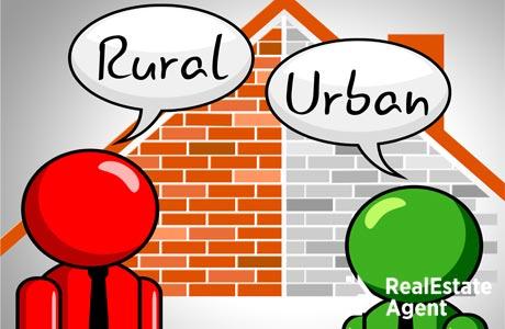 rural vs urban lifestyle discussion