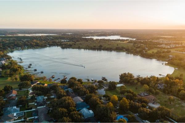 sawmill lake clermont florida