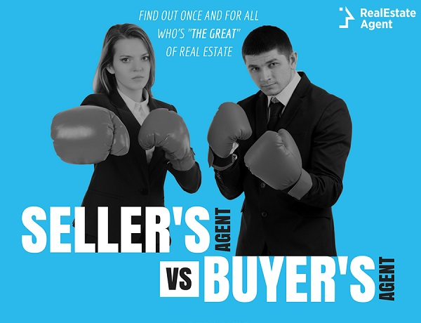 Seller's agent vs Buyer's agent