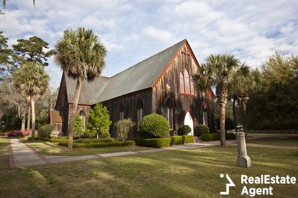 the historich church