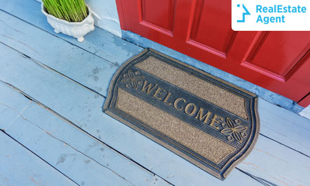 Welcome Mat essential home items