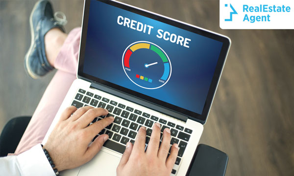 What is a credit score and how does it impact real estate