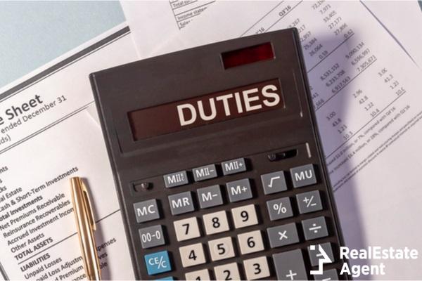 word duties on a calculator