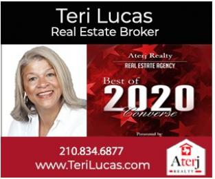 Teri Lucas, Broker real estate agent