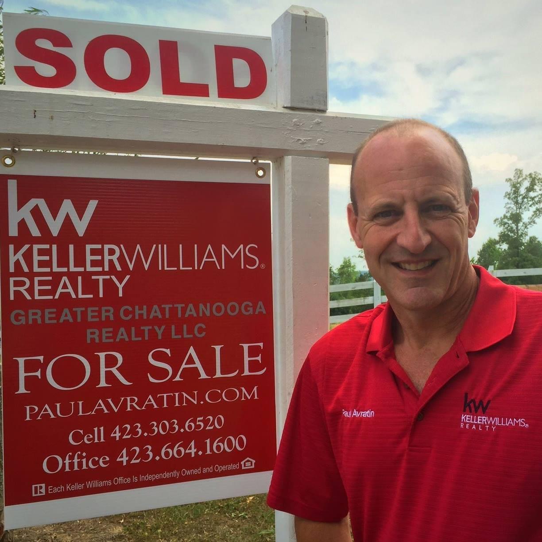 Paul Avratin real estate agent