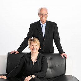 Steve  Peterson & Judy Avenson real estate agent