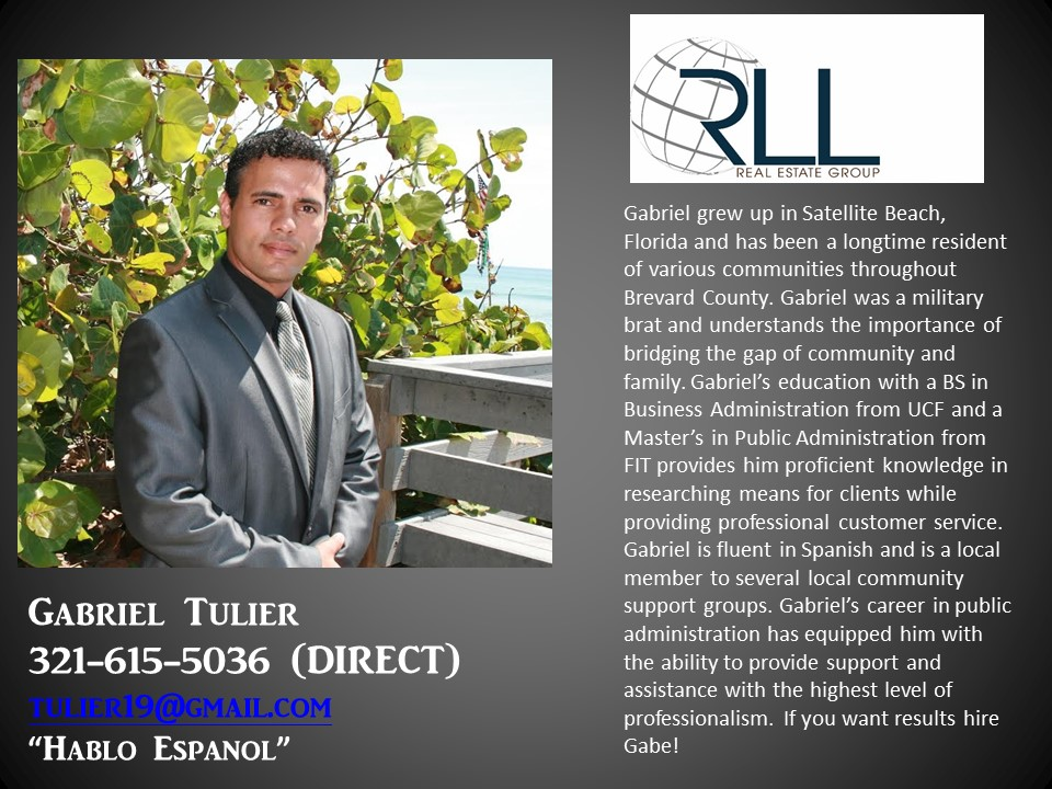 Gabriel  Tulier real estate agent
