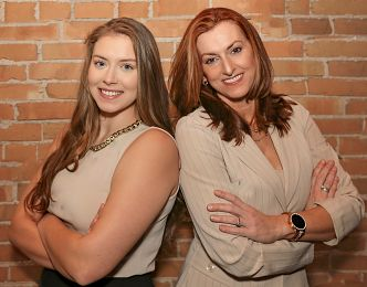 Katie & Jessica Bak  real estate agent