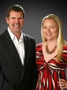 Randy  Crowe & Amber Jones real estate agent