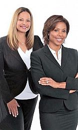 Nicole Mickens & April Crockett real estate agent