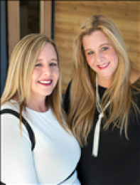 The Twins Team Colleen Levitt & Maureen Conwell real estate agent
