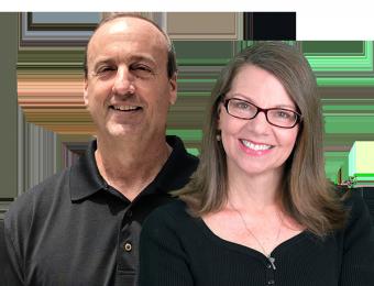 Joel & Barbara Stradtner