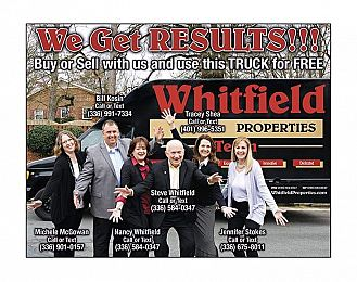 Whitfield  Properties Team real estate agent