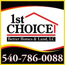 1st Choice Better Homes & Land, LC