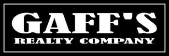 Gaff`s Realty Company