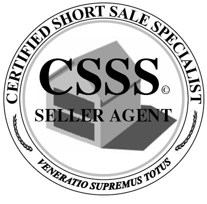 CSSS, Certified Short Sale Specialist