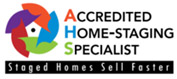 AHS – Accredited Home-Staging Specialist