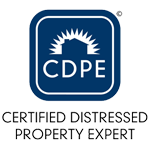 Certified Distressed Property Expert Designation (CDPE)