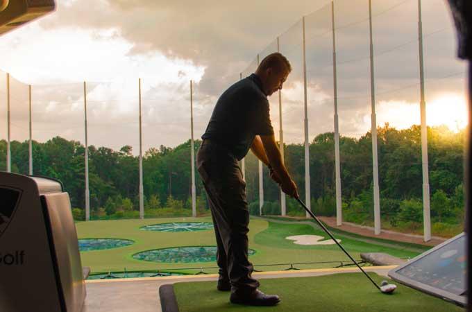 Alpharetta GA golf center image